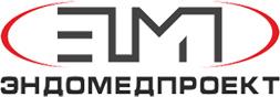 Эндомедпроект логотип