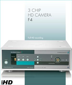 Видеокамера F4 с функцией записи (Full HD)