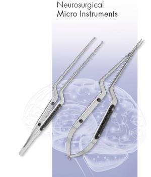 Нейрохирургические микроинструменты